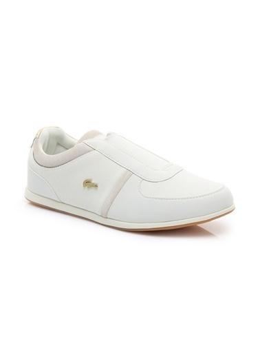 Lacoste Ayakkabı Bej